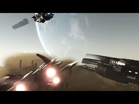 Dual Universe teaser | E3 2016 PC Gaming Press Conference