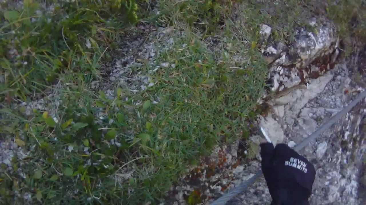 Klettersteig Walchsee : Bergkameraden klettersteig walchsee new version youtube
