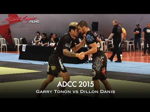 Garry Tonon Vs Dillon Danis ADCC 2015 (Full Match)