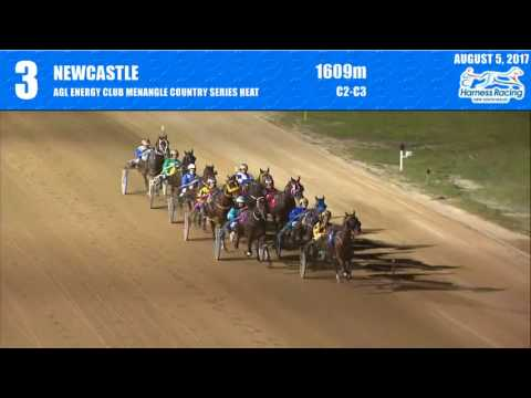 NEWCASTLE - 05/08/2017 - Race 3 - AGL ENERGY CLUB MENANGLE COUNTRY SERIES HEAT