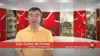 PT 35 Anos - Luiz Carlos de Freitas