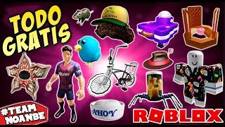 All PROMOCODES Roblox FREE Clothing & Items (without Robux, Roblox Events)