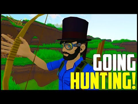 ECO Survival - Part 5: Going Hunting!
