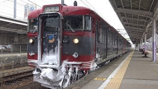 【4K】しなの鉄道 普通列車115系電車 S14編成 北長野駅発車