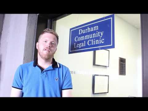 Durham Community Legal Clinic Services