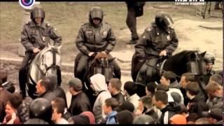 """""""Москва гид"""": Московская конная полиция"""