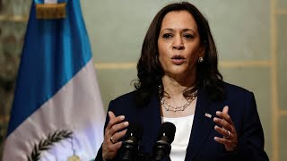 video: Kamala Harris tells migrants 'do not come' to the US