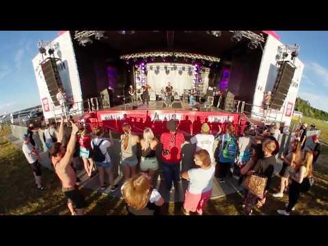 Нашествие 2018 - Аричикаари снятый на камеру 360 градусов.