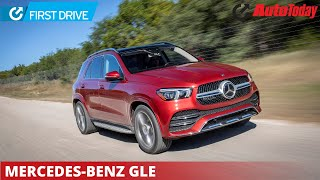New Mercedes Benz GLE  First Drive Review | AutoToday