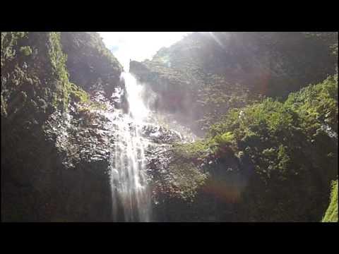 Kauai Hawaii Camping Hanakapiai Falls Anini Beach Polihale GoPro Na