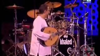 cheb khaled - la camel live rabat maroc -- FESTIVAL MAWAZINE 2012