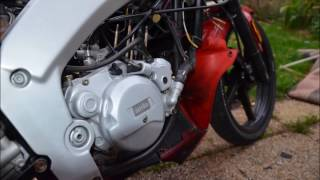 Remplacement segment et joints moteur Aprilia RS 50