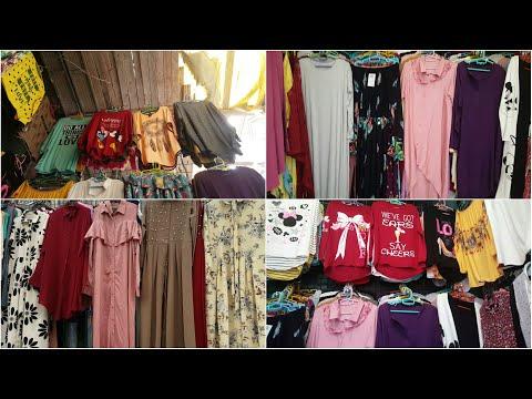 c0dc2ebdb  شارع بورسعيد ملابس برخص التراب هناك 😮||دريسات توينز وبلوزات مقاسات خاصه  وبديهات واسعه للمحجبات👘😉 - YouTube