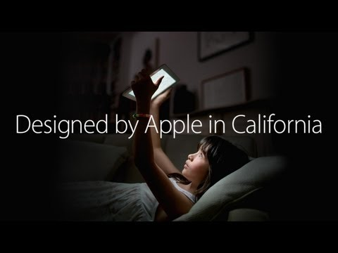 Official Designed by Apple in California Trailer