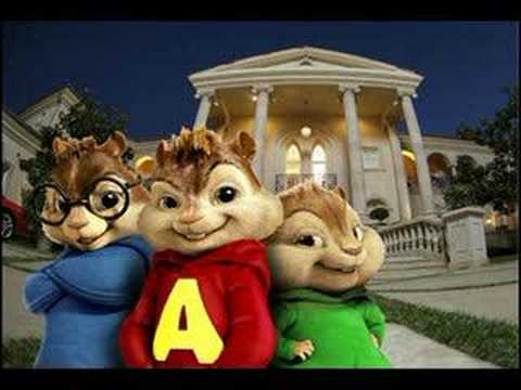 Alvin and the chipmunks - Because I got high
