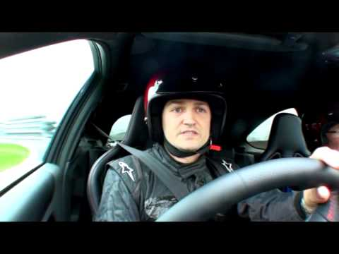 Ben Collins takes Paul O'Grady for a spin