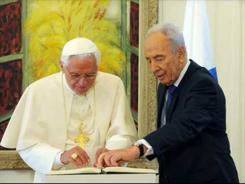 ISRAEL - VATICAN Mideast Talks Leading to End Time Global Sp