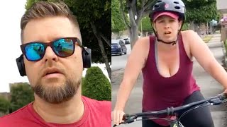 TRY NOT TO LAUGH - Funny KEVIN & KAREN Freakouts
