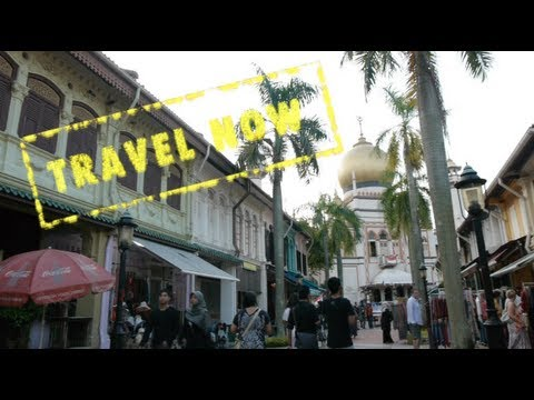 Haji Lane and Arab Street - Travel Now Singapore