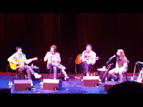 Will Anderson of Parachute - Forever and Always (TRB XVII Songwriters Panel)