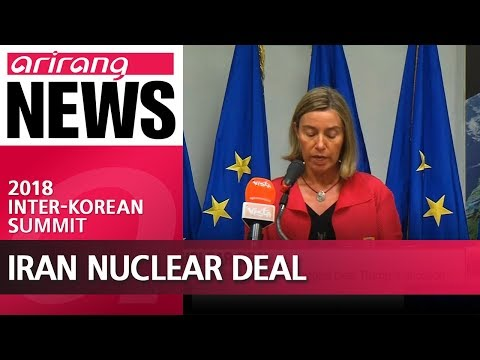 Trump withdraws U.S. from Iran nuclear deal