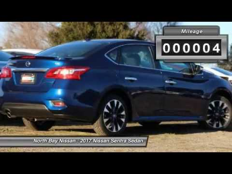 2017 Nissan Sentra North Bay Nissan - Petaluma CA 38308 - YouTube