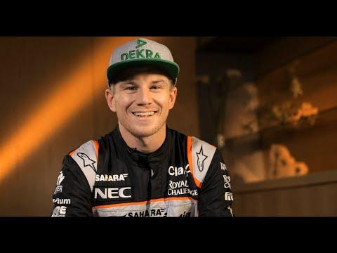 Nico Hülkenberg Previews The Bahrain Grand Prix