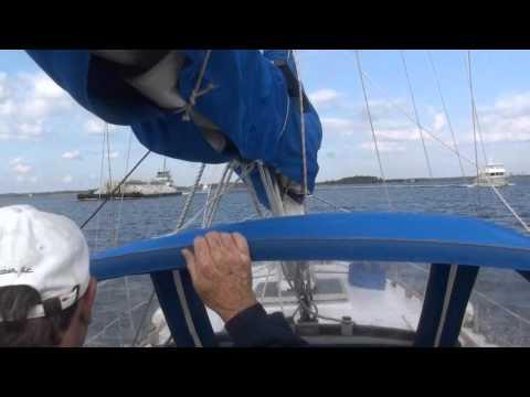 Adventures on the Intra Coastal Waterway - Alexandra's Last Trip