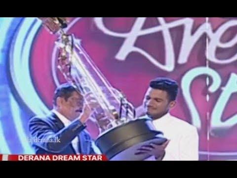 Suneera Sumanga wins Derana Dream Star VII (English)