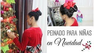 Peinado de Niñas para Navidad/ JasminMakeup1 Thumbnail