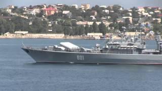 НАМКРЫШ: потешныя войска пальнули по своим в день ВМФ