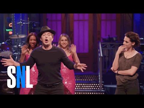 SNL Host Kristen Stewart Wrote a Song for Beck Bennett