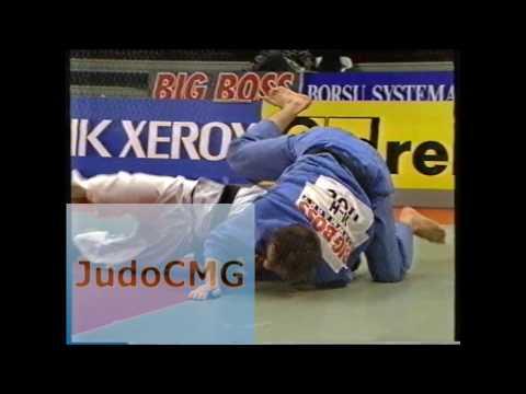 NK Judo Heren  1 November 1992 's Hertogenbosch