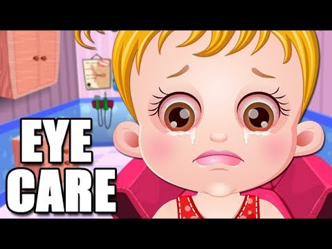Baby Hazel Doctor Games | Leg Injury & Eye Care | Game Video For Kids By Baby Hazel Games