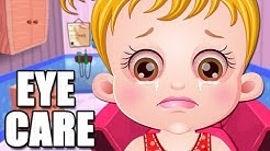 Baby Hazel Doctor Games | Leg Injury & Eye Care | Game Video For Kids By Baby Hazel Games