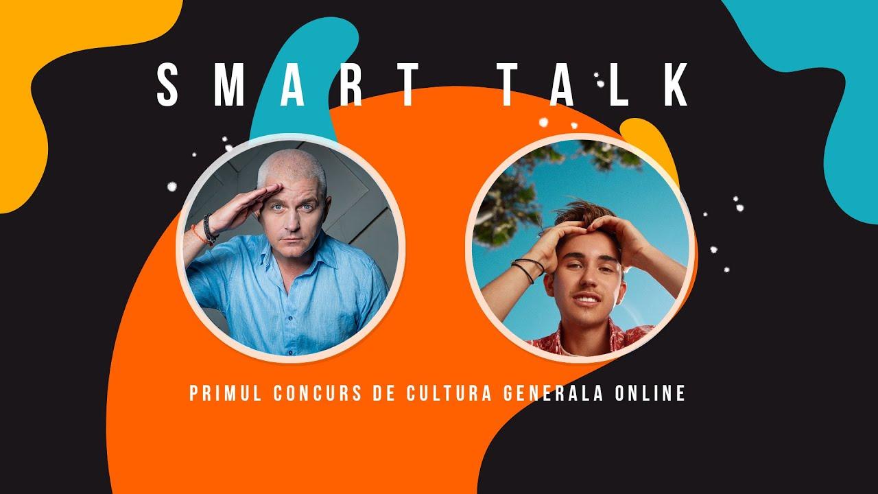 SMART Talk cu Sebastian Dobrincu