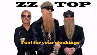 ZZ TOP - Fool for your stockings  (Backing Track)