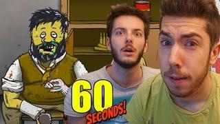 UN MESE E MEZZO IN UN BUNKER!! - 60 Seconds PARTE1