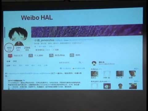 Dr. Qiang Yang - User Modeling in Social and Mobile Computing