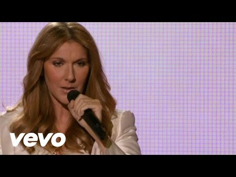 Céline Dion - The Power Of Love  from Vegas show