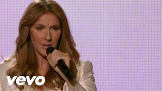 Gambar cover Céline Dion - The Power Of Love (VIDEO from Vegas show)