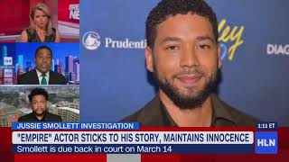 "Jawn Murray Talks ""Empire"" Removing Jussie Smollett & His Latest Legal Woes on HLN"