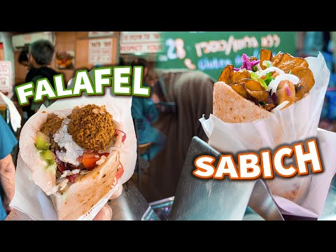 FALAFEL Is Great, But I Love SABICH Even More!