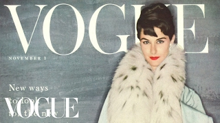 Sarah Jessica Parker Narrates the 1950s in Vogue  | Vogue by the Decade