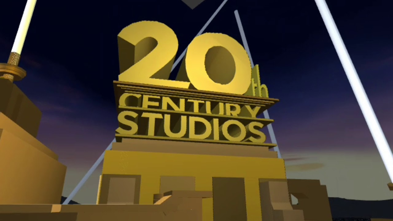 20th century studios 2020 logo remake by Pablo Lorrander Souza da Silva Modified