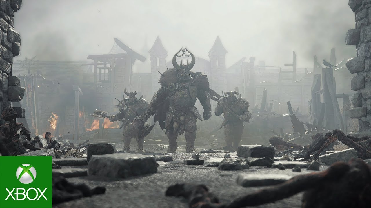 Warhammer: Vermintide 2   Xbox One Reveal Trailer