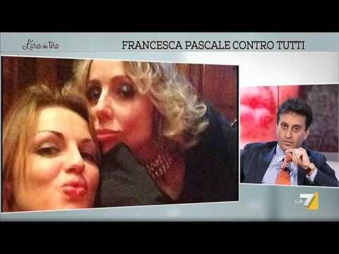 Francesca Pascale contro tutti