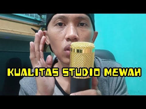 Microphone youtuber pemula - Microphone Studio Low Budget.