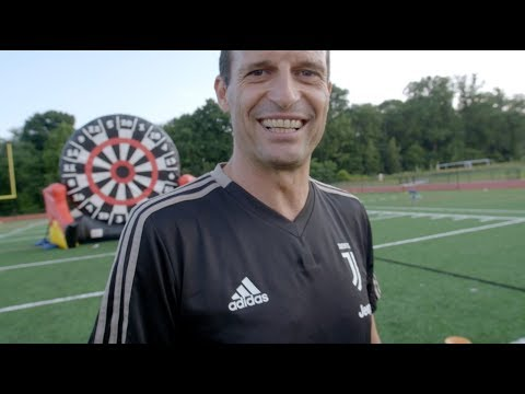 Juventus Foot Darts Challenge | #CONTAJUS Mp3