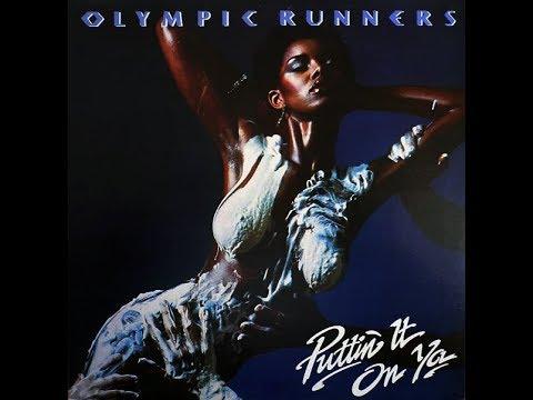 Olympic Runners - Energy Beam (1978)